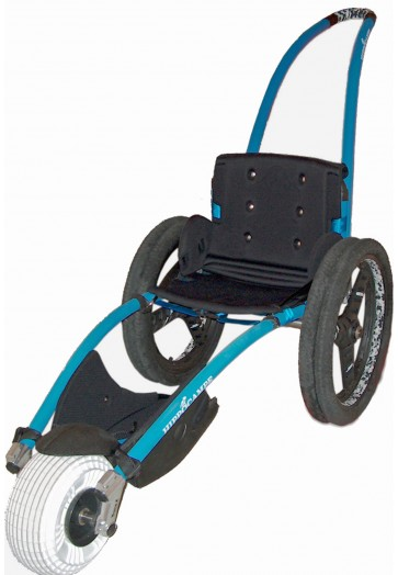 Hippocampe Beach Wheelchair