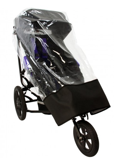 Large Delta Buggy with Sun Canopy and Rain Cover