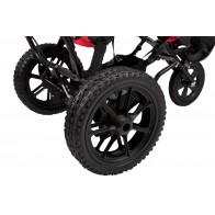 Beach Wheels for Delta Buggy