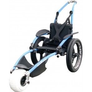 Hippocampe Beach Wheelchair With Armrests
