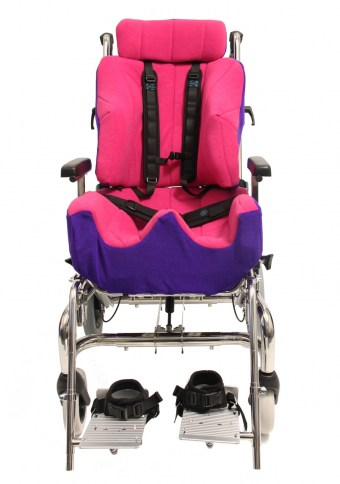Pink & Purple Foam-Karve custom Seat
