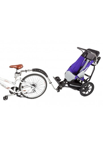 Delta Trail-M1/M2 : Cycle Trailer Conversion Kit For Medium Delta Frame