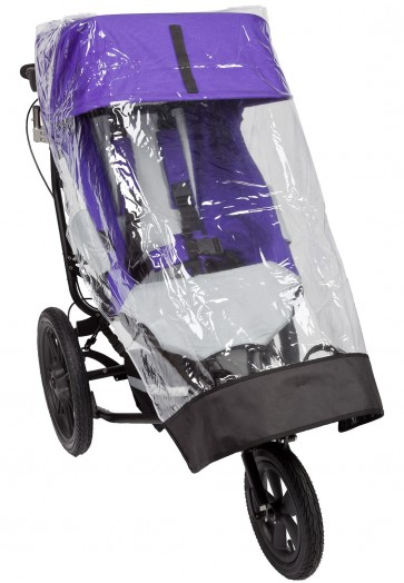 Medium Delta Buggy with Rain Cover