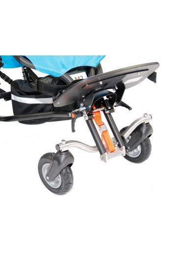Swivel Wheels for Delta Buggy