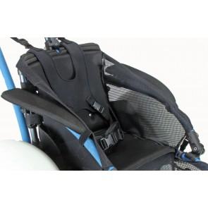 Mesh Armrest Infill Panels for Hippocampe