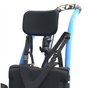 Headrest for Hippocampe Beach Wheelchair