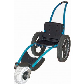 Large Hippocampe Beach Wheelchair Package
