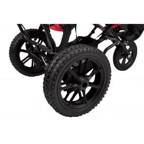 Beach Wheels for Delta Buggy