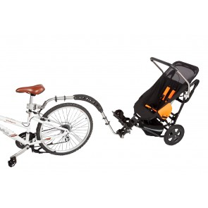 Delta Trail-S : Cycle Trailer Conversion Kit For Small Delta Frame