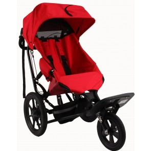 Delta Buggy with Red Sun Hood