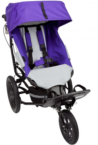 Delta: The ultimate all-terrain special needs buggy