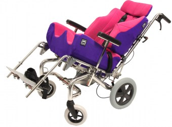 Pink & Purple Foam-Karve on Neo Wheelbase