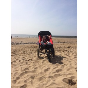 Delta on the Sand