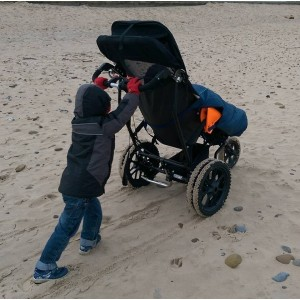 Pushing Delta through the sand