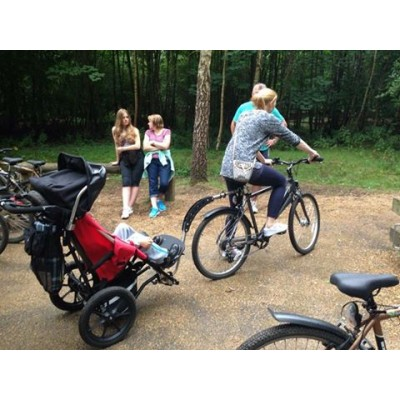 Delta Trail at Center Parcs